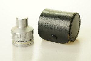 Bell & Howell 2 1/2 X Size 5 Telephoto Lens in Case