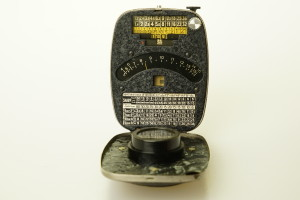 Electro Bewi Exposure/Light Meter