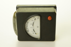 Blendux Photo Electric Exposure/light Meter in Case