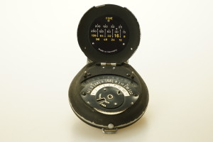 Bertram Chronos Exposure/light Meter