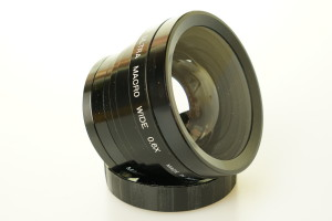 Marucon Video Ultra Marco Wide 0.6X 52mm fit Lens