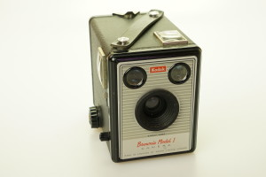 Kodak Brownie Model 1 Box Camera 1957-1959