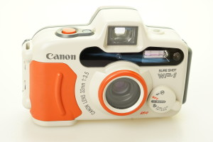 Canon Sureshot WP-1 WeatherProof 35mm Camera c1994