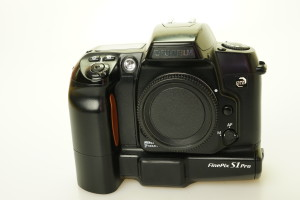 Fujifilm Finepix S1 Pro Digital SLR Camera Body