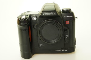 Fujifilm Finepix S2 pro Digital Camera Body (Faulty)