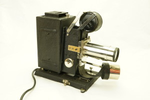 Ellis & Newton 35mm Film Strip Projector