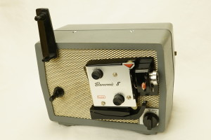 Kodak Brownie 8 8mm Cine Projector Model A15 1960's (Hire Only)