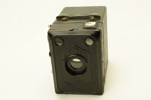 Zeiss Ikon Erabox Camera in Leather Case