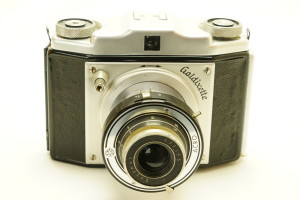 Goldixette 120 Camera c1956 in Every Ready Case