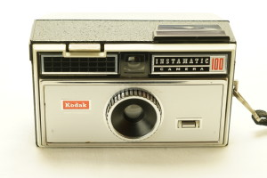 Kodak Instamatic 100 126 Camera, Boxed & Case