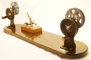 Ensign Popular Film Editor 8mm Boxed