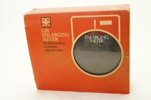 Paterson Cds Enlarging Meter Boxed