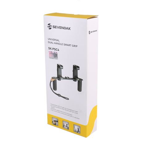Sevenoak Dual Smart Grip SK-PSC4 for Smartphones