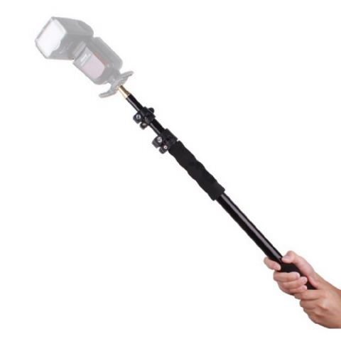 StudioKing Boompole Stick LBPS-158 Telescopic Retractable 63-158 cm