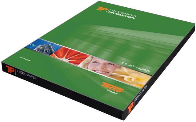 Tecco Production Paper SMU190 Plus Semiglossy A1 100 Sheets